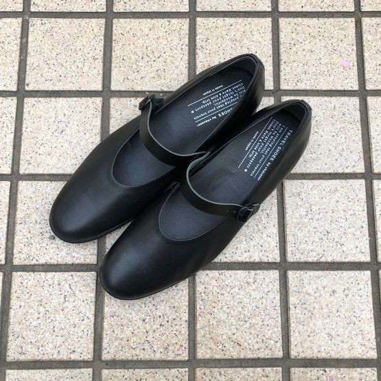 【TRAVEL SHOES by chausser】ワンストラップ・レ...