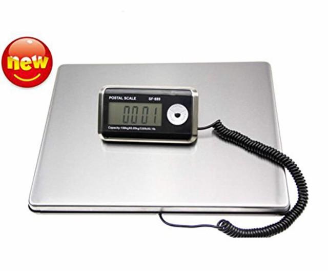 KIYOYO 隔測式 デジタル 台はかり 100kg 計量 0.0...