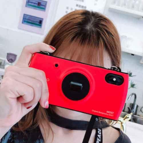 カメラみたいなかわいいiPhoneケース   iPhone6 i...