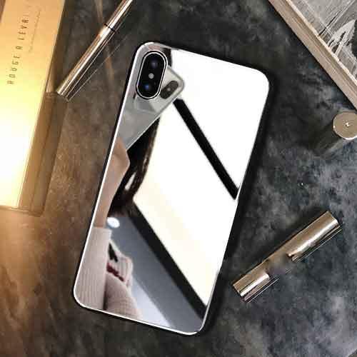 ミラータイプのシンプル鏡iPhoneケース   iPhone6...
