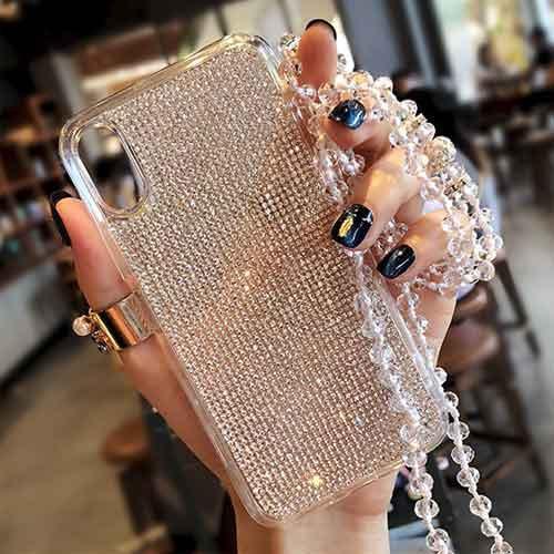 ゴールドキラキラキレイなiPhoneケース   iPhone6...