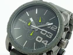 DIESEL / ディーゼル メンズ クロノグラフ 腕時計 DZ4254 おまけ付(ベルト調整用工具) 入学 入社 プレゼント 誕生日 クリスマス お祝い