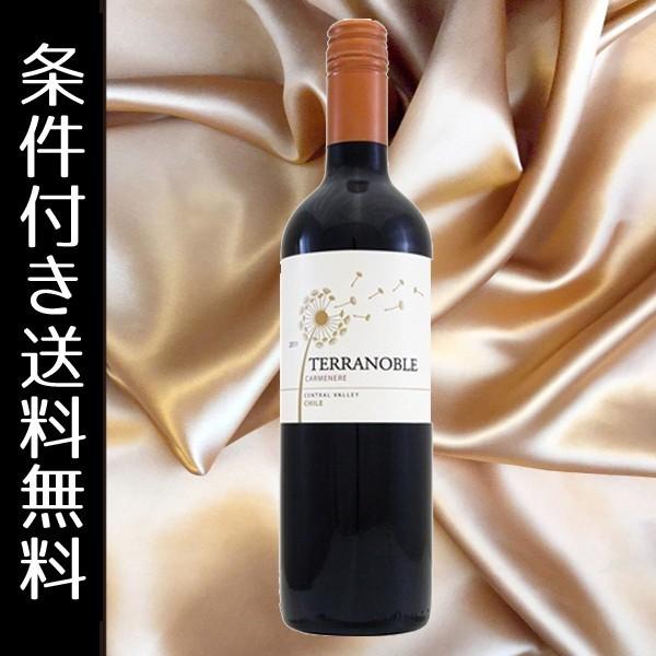 チリ 赤ワイン テラノブレ カルムネール