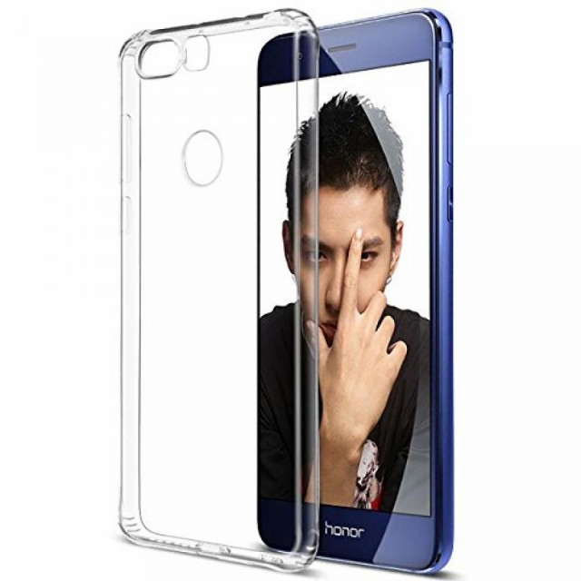 スマホカバ・ケース Honor 8 Case, [Invisible Ar...