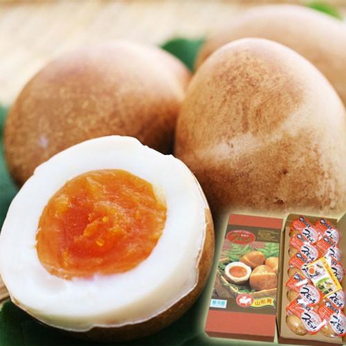【天童市:半澤鶏卵】半熟くんせい卵スモッち10個...