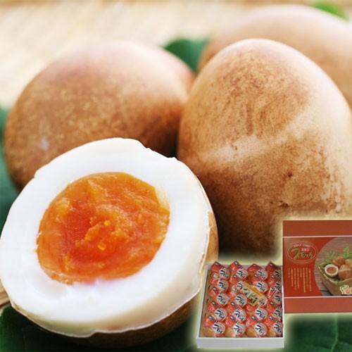 【天童市:半澤鶏卵】半熟くんせい卵スモッち20個...