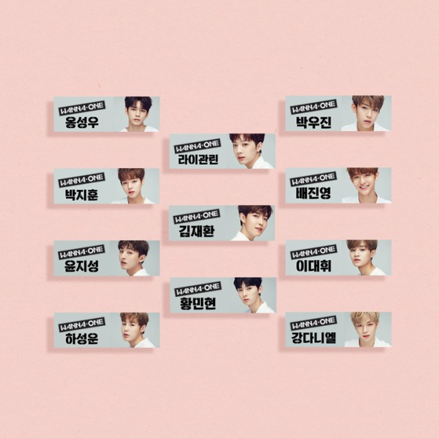 WANNA ONE コンサートタオル ★韓流 グッズ 韓国...