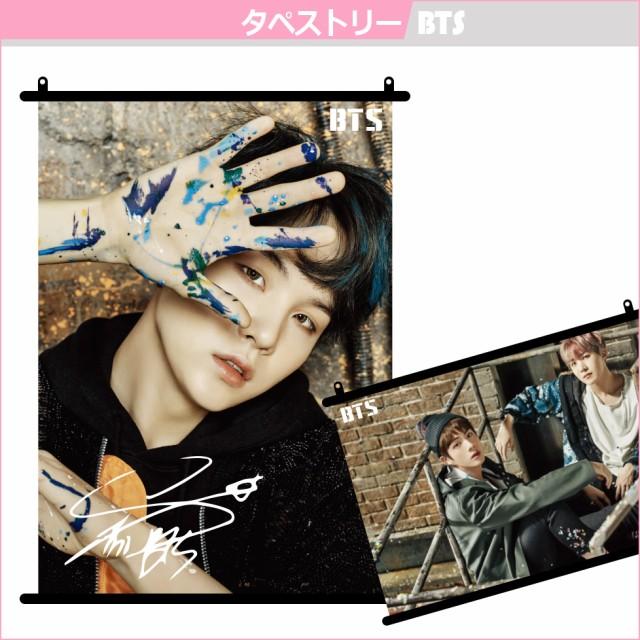 BTS(防弾少年団) タペストリー06 ★韓流ショップ...