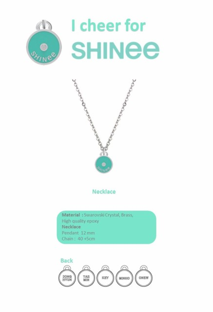 【オマケ付き】SHINEE【I cheer for SHINEE】腕輪...