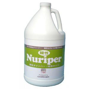 コスケム 強力酸性洗剤 酸性ヌリッパー  3.7...