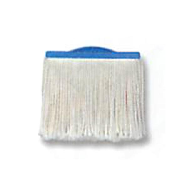 ヨリクロモップ替糸8寸(23cm)200g(青)
