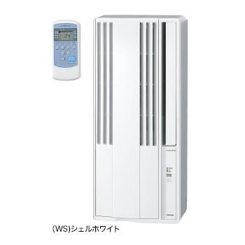 コロナ【CORONA】冷房専用ウインドエアコン CW-16...
