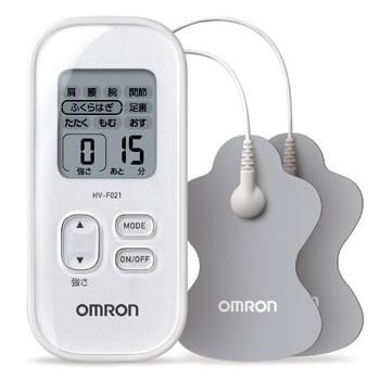 オムロン【OMRON】低周波治療器 ホワイト HV-F021...