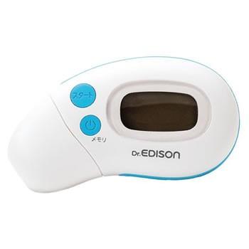 KJC【Dr.EDISON】額/耳式 さっと測れる2way体温...