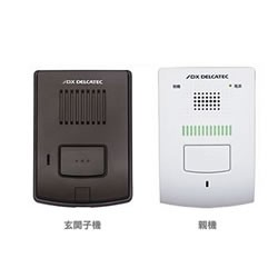 DXアンテナ【配線工事不要】ワイヤレスインターホ...