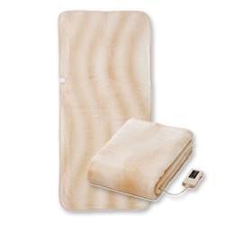 椙山紡織【日本製】電気敷毛布 ロングサイズ NA...