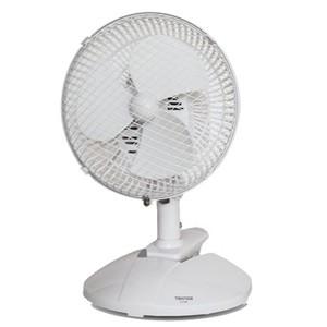 テクノス【TEKNOS】18cmクリップ・卓上扇風機 2WA...