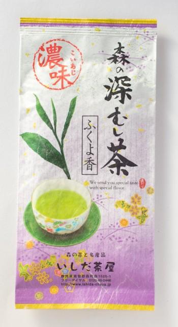 森の深蒸し茶「ふくよ香」100g袋入