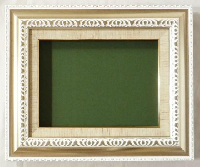 油絵額縁 油彩額縁 アートフレーム MJ105 F4