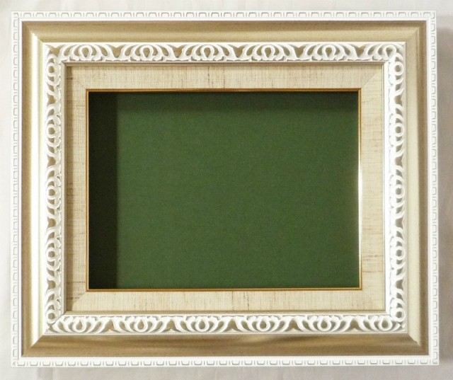 油絵額縁 油彩額縁 アートフレーム MJ105 F6