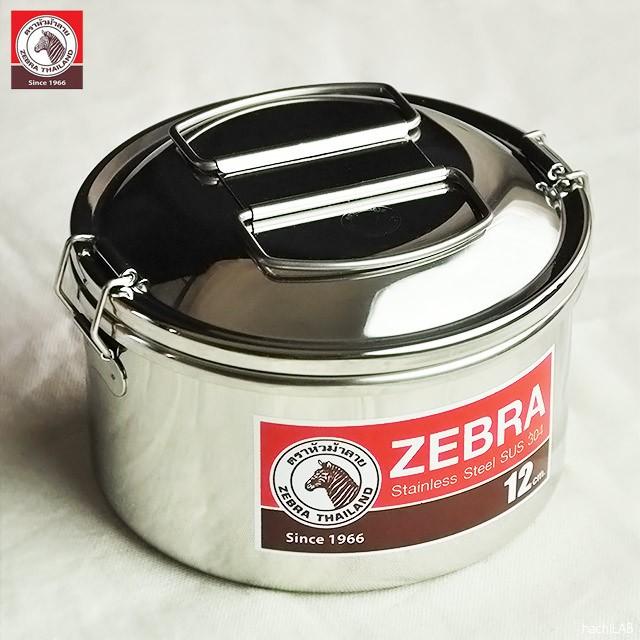 zebra(ゼブラ)ステンレス ランチボックス/弁当...