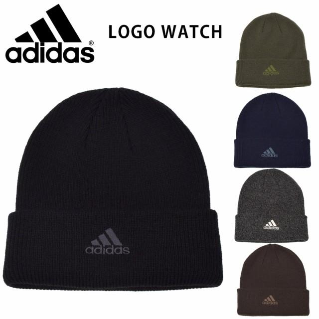 ニット帽 アディダス adidas ニットキャップ 帽子...
