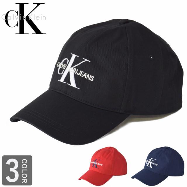 カルバンクライン キャップ 帽子 ロゴ ロゴキャッ...
