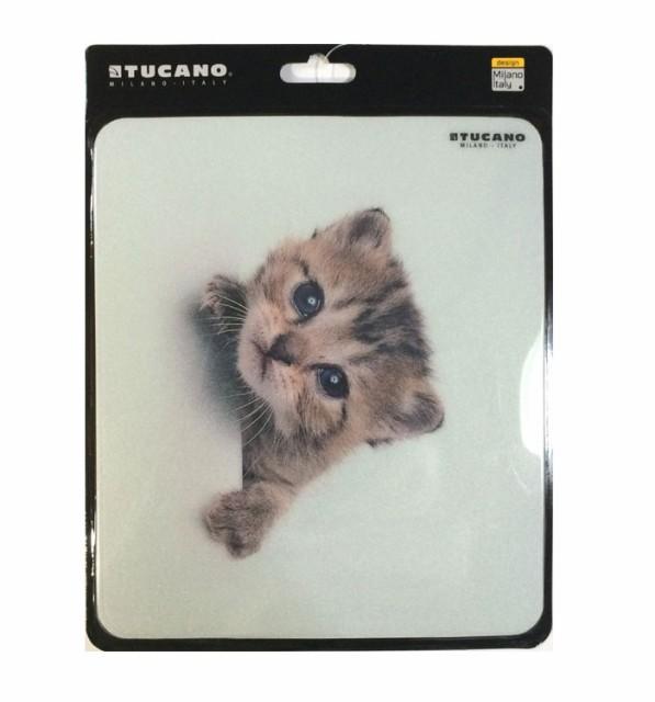 TUCANO 子猫 マウスパッド