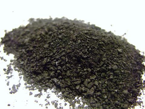 クリスマス島のクリスタル塩、細かい塩、炭塩(黒...