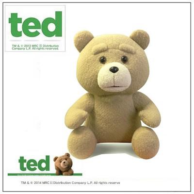 【 TED テッド 【お座り】 38cm 】ぬいぐるみ ...