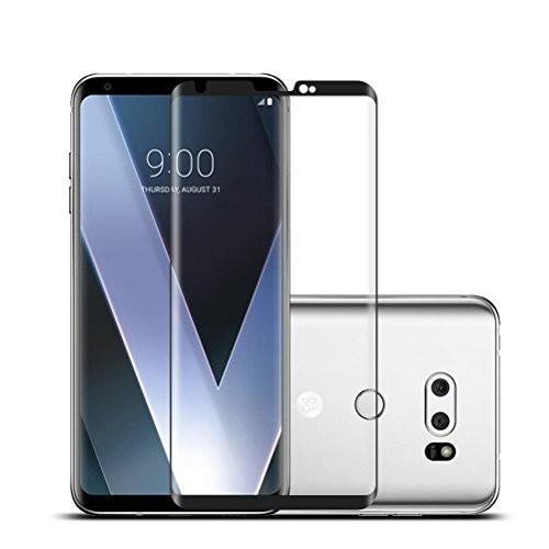 Miitech LG V30+ 強化ガラスフィルム docomo V30+...