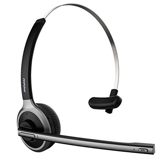Mpow Bluetoothヘッドセットヘッドホン ワイヤレ...