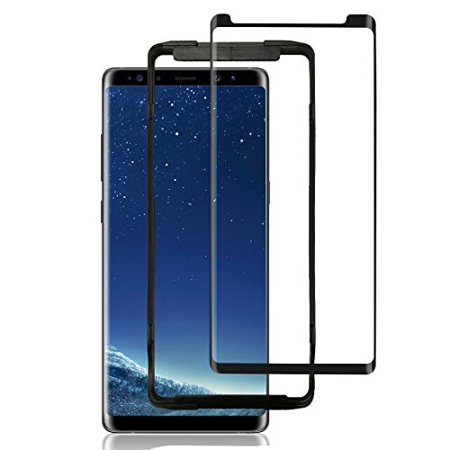 Galaxy Note 8 フィルム ガラス 全面吸着 ギャラ...