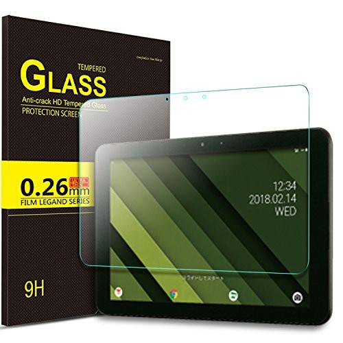 IVSO Qua tab QZ10 KYT33 タブレット ガラスフィ...