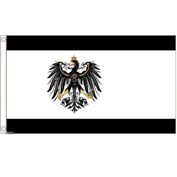 【送料無料】 国旗 プロイセン プロシア 150cm ×...