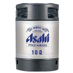 【送料無料】アサヒ スーパードライ 生樽 10L...