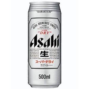 送料無料/アサヒ スーパードライ 500ml×24缶 1...