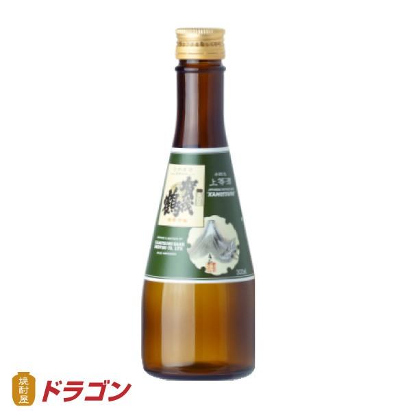 賀茂鶴 上等酒 300ml  化粧箱入り 清酒