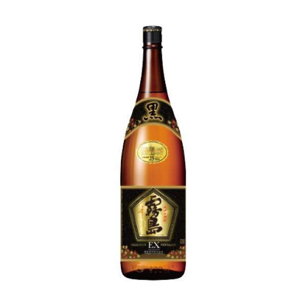 黒霧島EX 25度 1.8Lびん 霧島酒造 芋焼酎 1800...