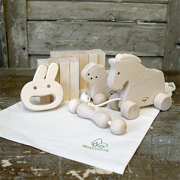 木遊舎 ベビーセット(出産祝いセット) 〜木遊舎...