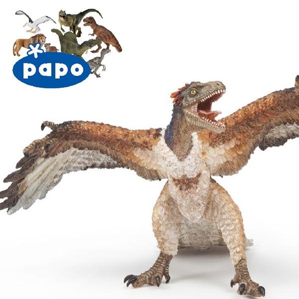 【メール便可】PAPO パポ社 始祖鳥 ~ Dinosaurs ...