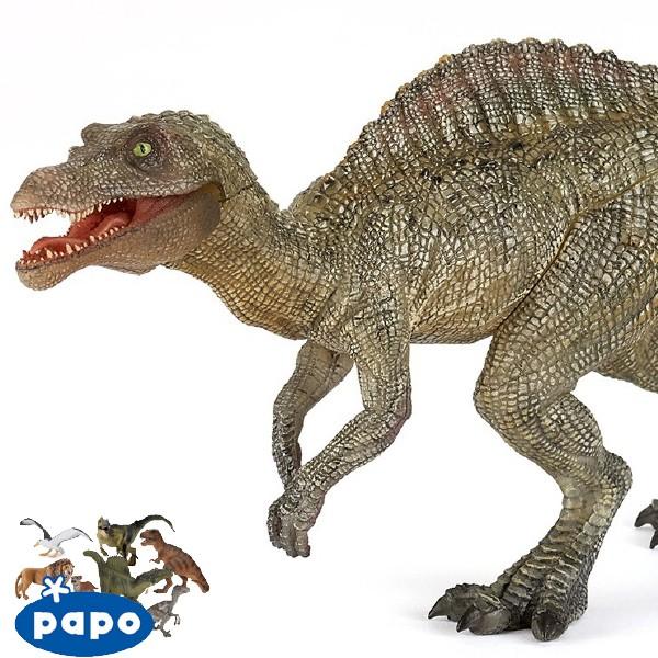 【メール便可】PAPO パポ社 ヤングスピノサウルス...
