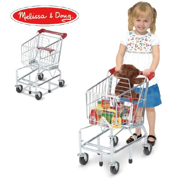 Melissa & Doug メリッサ&ダグ ショッピングカー...