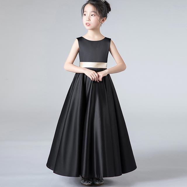 子供ドレス 女の子ドレス エレガント レースドレ...