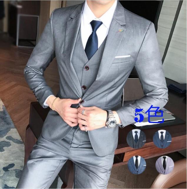 ビジネススーツ メンズ フォーマルスーツ 成人式 ...