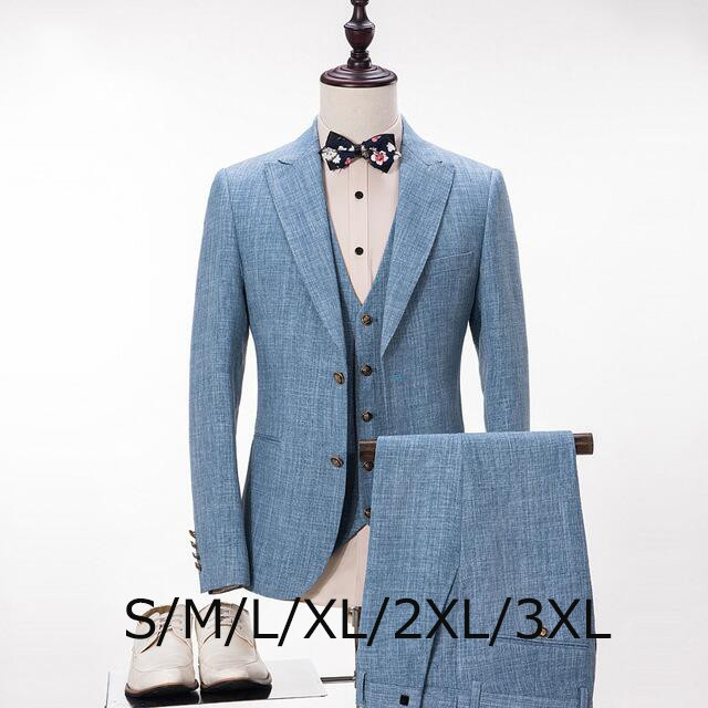 スーツ メンズ 3ピーススーツ モッズスタイル 2ツ...