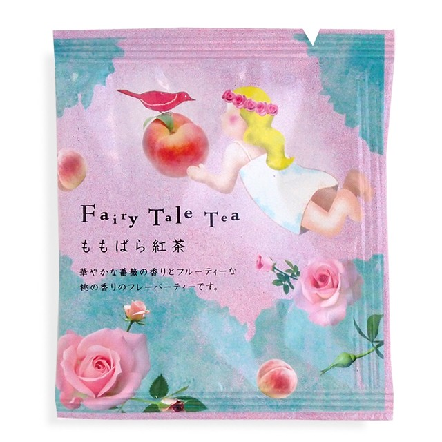 フェアリーテールティー ももばら紅茶 分包タイプ...