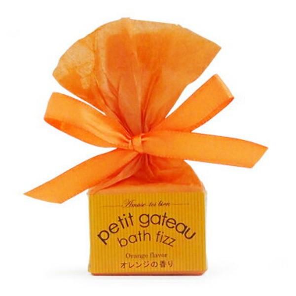 プチガトーバスフィザー オレンジの香り