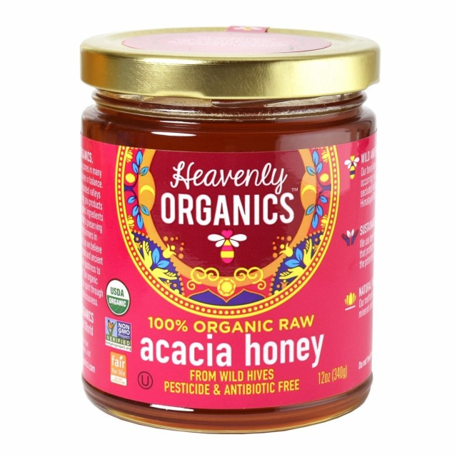 完全無農薬のハチミツ ヘブンリーオーガニックス ...