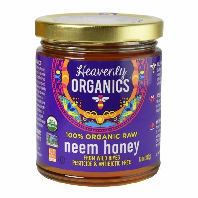 完全無農薬のハチミツ 加熱処理なし ヘブンリーオ...
